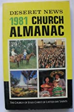 Deseret News 1981 Church Almanac
