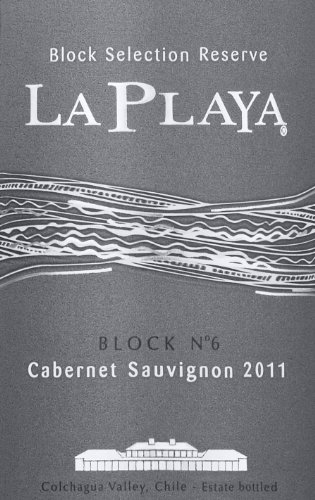 2011 La Playa Block Selection Reserve Cabernet Sauvignon 750 Ml