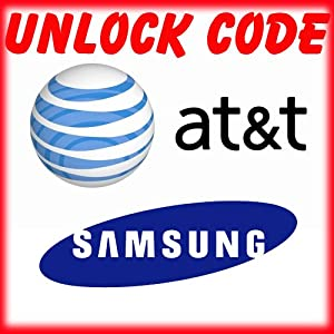 Factory Unlock Code Service Samsung Galaxy At&t S2 S3 S4 S5 and Note