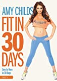 Amy Childs Fit in 30 Days NEW Disc 2 Zero to Hero in 30 Days