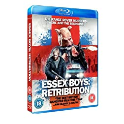 Essex Boys Retribution [Blu-ray]