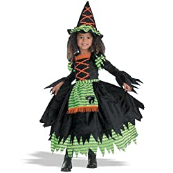Story Book Witch Toddler Costume - Kid's Costumes