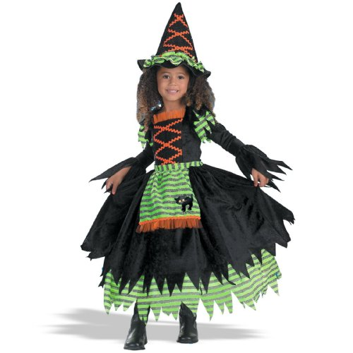 Story Book Witch Toddler Costume - 2T - Kid's Costumes