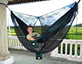 Hammock Bliss Mosquito Net Cocoon -The Ultimate Bug Free Sleeping Solution For Your Hammock