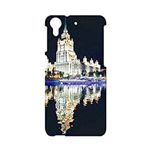 BLUEDIO Designer Printed Back case cover for HTC Desire 728 - G7366