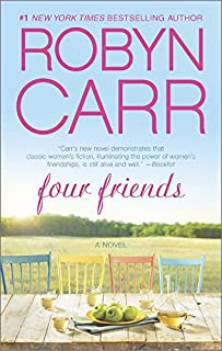 Book Cover: Four friends