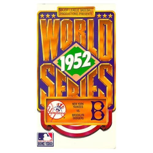 1952 World Series (New York Yankees vs. Brooklyn Dodgers) movie