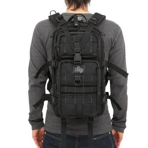 MAGFORCE マグフォース MF-0513 Falcon2 Backpack BLACK free