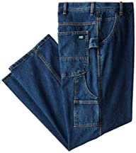 Key Apparel Mens Performance Denim D…