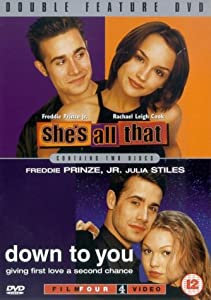 She's All That/Down To You [DVD] [1999]