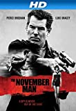 The November Man (AIV)