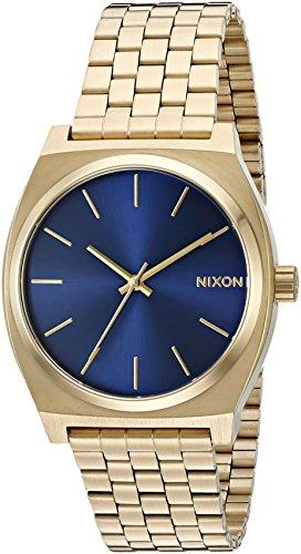 Orologio   Nixon display analogico cinturino Acciaio inossidabile  e quadrante   A045-1931_Gold tone