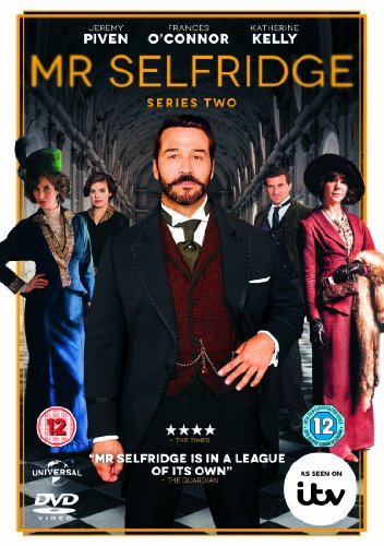 Mr Selfridge - Series 2 [DVD]