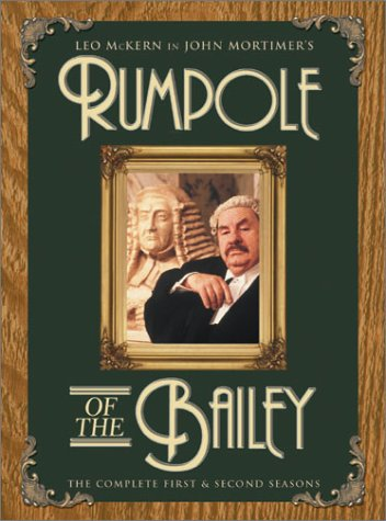 Rumpole of the Bailey: Complete 1st and 2nd Seasons