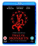 Twelve Monkey&#039;s [Blu-ray] [Import anglais]