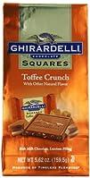 Ghirardelli Toffee Crunch Squares Sta…