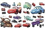 Disney Pixar Cars Decorative Wall Stickers Set