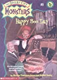 Happy Boo Day (Bailey City Monsters, 9)
