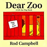Dear Zoo: A Lift The Flap Book