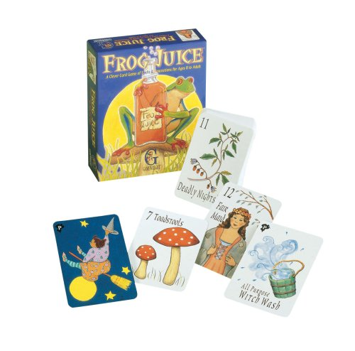 Frog Juice (Frog Juice Game compare prices)