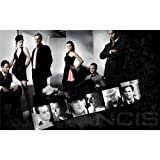 NCIS Poster On Silk <96cm x 60cm, 38inch x 24inch> - Seide Plakat - 474A00