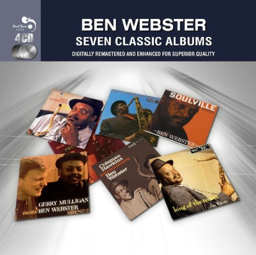 7 Classic Albums - Ben Webster by Ben Webster