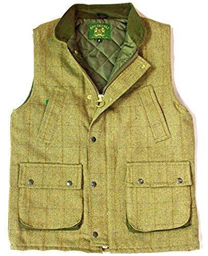 Buy Mens Tweed Gilets Uk That British Tweed Company