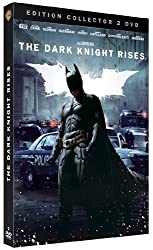 Batman - The Dark Knight Rises - Edition collector - 2 DVD