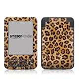 "Kindle Keyboard Skin - Leopard Spots - High quality precision engineered removable adhesive vinyl skin for the 3G + Wi-Fi 6"" E Ink Display Kindle 3by DecalGirl"