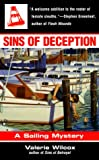 img - for Sins of Deception (Sailing Mystery) book / textbook / text book