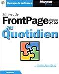 Microsoft frontpage version 2002 au q...