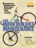 Zinn & the Art of Mountain Bike Maintenance (1884737471) by Lennard Zinn