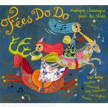 Fées do do : vol.1 : Bois (Les) / Jean-François Alexandre | Alexandre, Jean-François