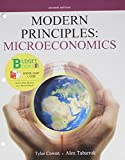 img - for Modern Principles of Microeconomics (loose leaf) & LaunchPad Six Month Access Card book / textbook / text book