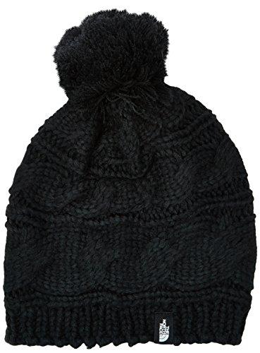 the-north-face-triple-cable-pom-beanie-gorro-unisex-color-negro-talla-os