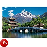 Clementoni Puzzle 32526 - Lijiang - China -  2000 pezzi High Quality Collection