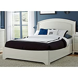 avalon ii platform bedroom set w upholstered