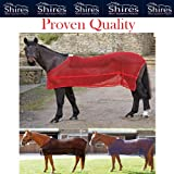 Shires Anti Sweat Rug BLACK XL