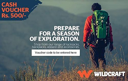 Wildcraft Gift Voucher-Rs.500