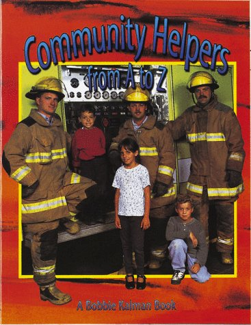 helpers in our community. Save Community Helpers from A