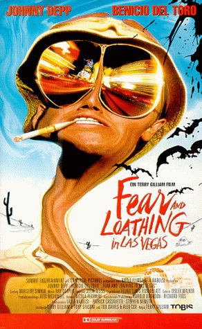Fear and Loathing in Las Vegas [VHS]