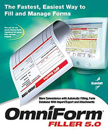 OmniForm Filler 5.0 [Old Version]