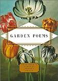 Garden Poems: Pocket Poets (Everyman's Library Pocket Poets)