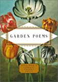 Garden Poems: Pocket Poets (Everymans Library Pocket Poets)