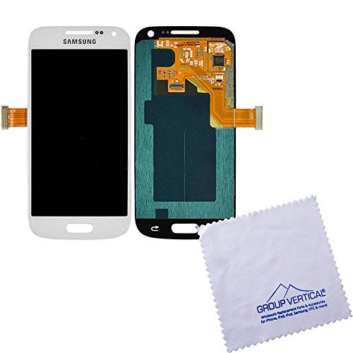 Lcd Screen Display + Digitizer For Samsung Galaxy S4 Mini White