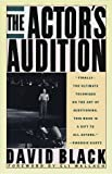 The Actor's Audition (0679732284) by David Black