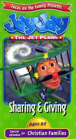 Focus On The Family Presents: Jay Jay the Jet Plane - Sharing & Giving