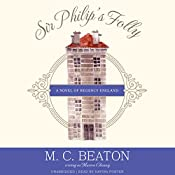 Sir Philip's Folly: The Poor Relation Series, Book 4 | M. C. Beaton writing as Marion Chesney