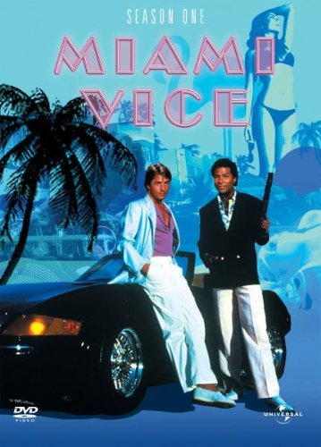 Miami Vice - Season 1 (6 DVDs)
