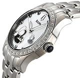 Bulova Women's 96R122 Diamond Accented Automatic Watch